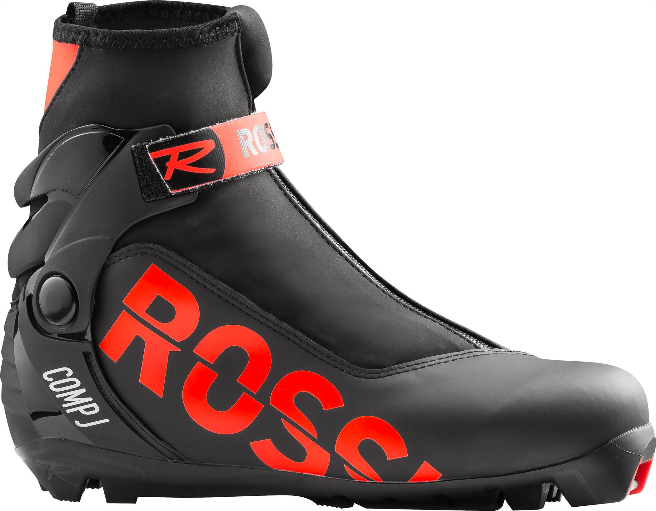 b4c47e9676b Dětské boty na běžky Rossignol Comp J - Skibi Kids