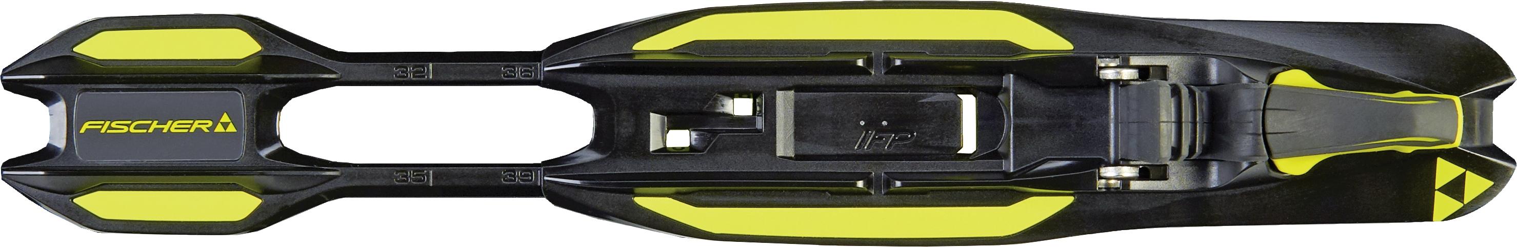 Fischer Race Jr Classic IFP - black yellow