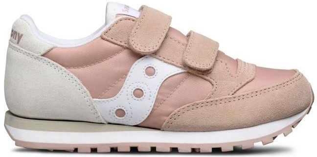 saucony jazz double hl pink cream br049be37