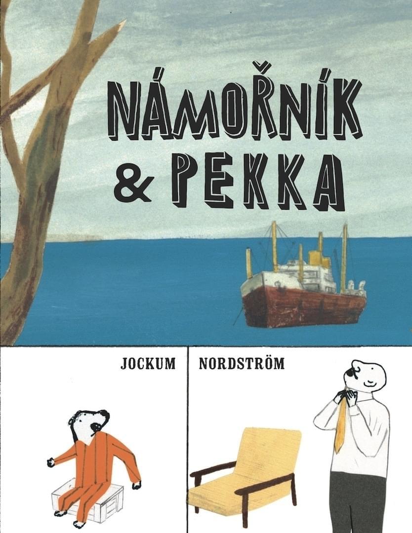 Námořník a Pekka - Jockum Nordström