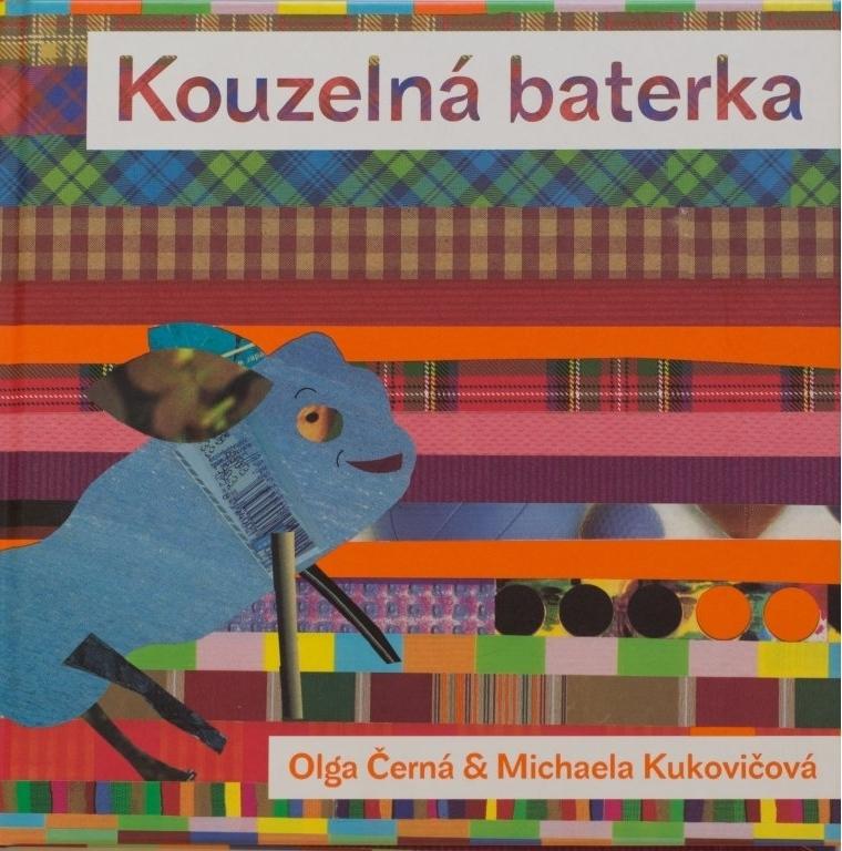 Dětská kniha Kouzelná baterka - Olga Černá a Michaela Kukovičová ... 12a56ebf73