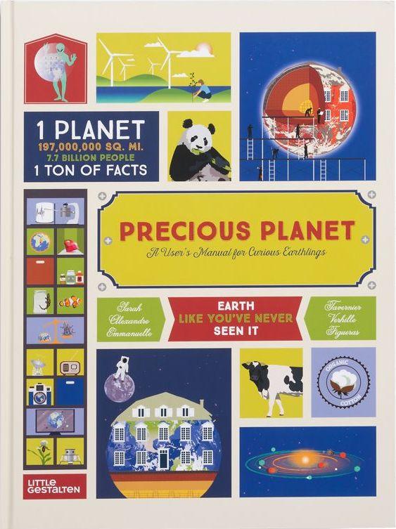 Precious Planet - Emmanuelle Figueras