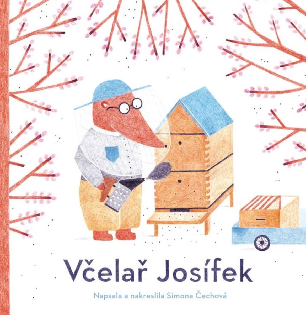 Levně Včelař Josífek - Simona Čechová