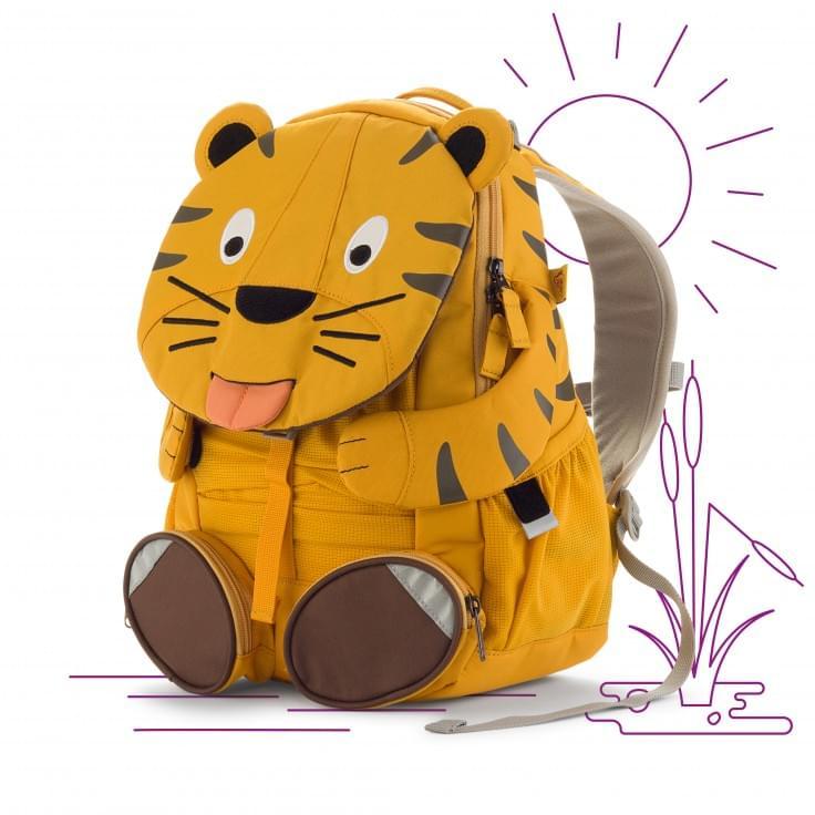 Přitom tyto batohy splňují všechny výše uvedené požadavky na ergonomii i  jednoduchost užívání. A samozřejmě nechybí ani nezbytné reflexní prvky (6). 4452760de3